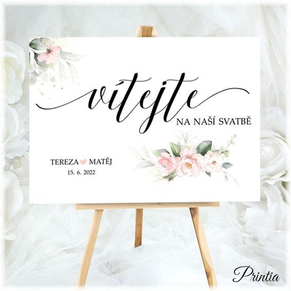 Svatební oznámení SC363