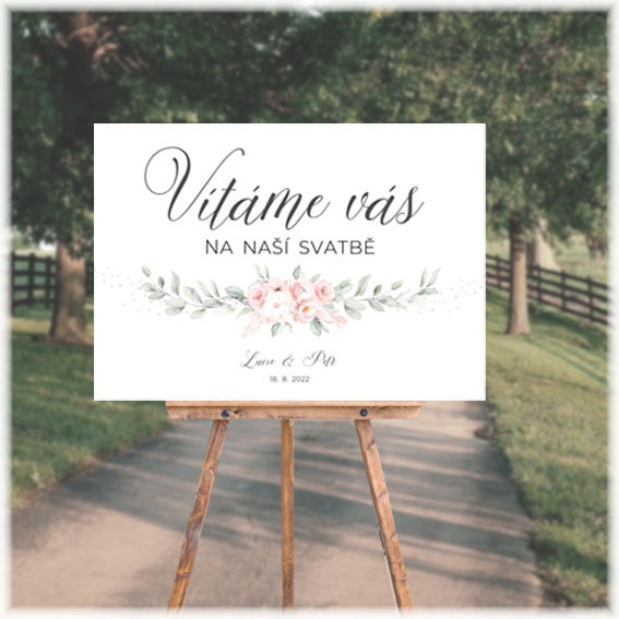 Svatební oznámení SC63