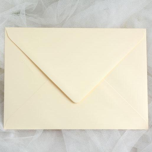 Obálky krémové C5