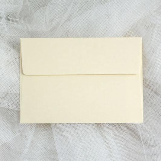 Ivory envelopes C6
