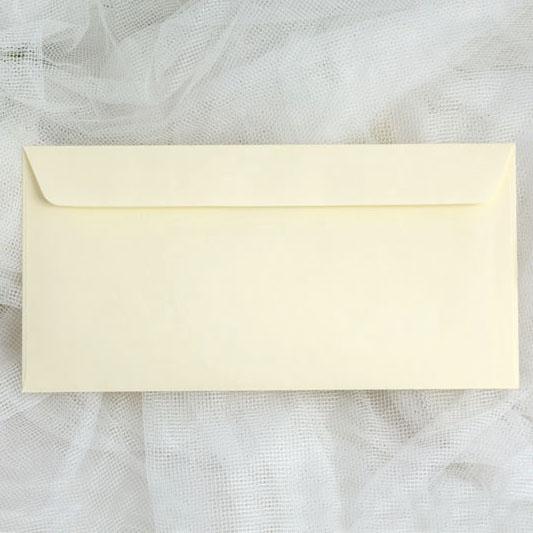 Obálky krémové DL