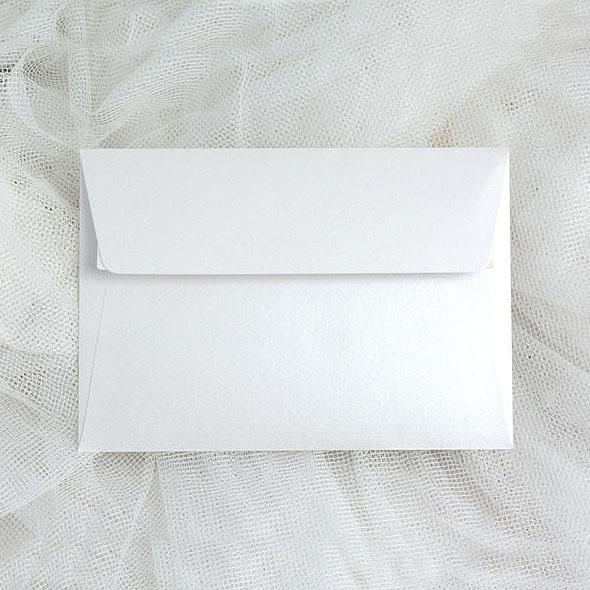 Obálky perleťové C6