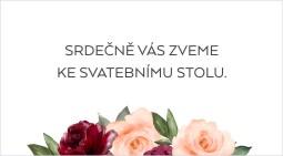Svatební oznámení PK66