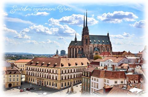 Svatební oznámení Brno