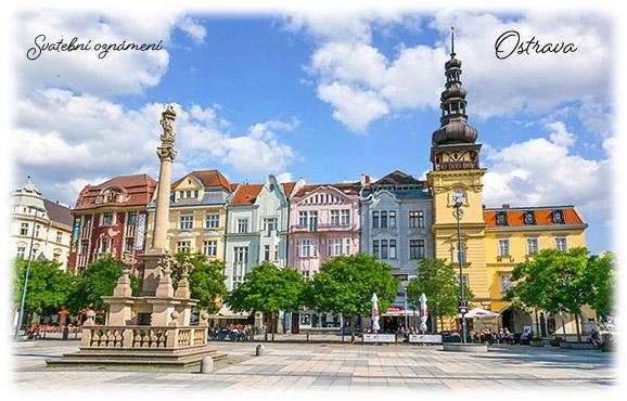 Svatební oznámení Ostrava
