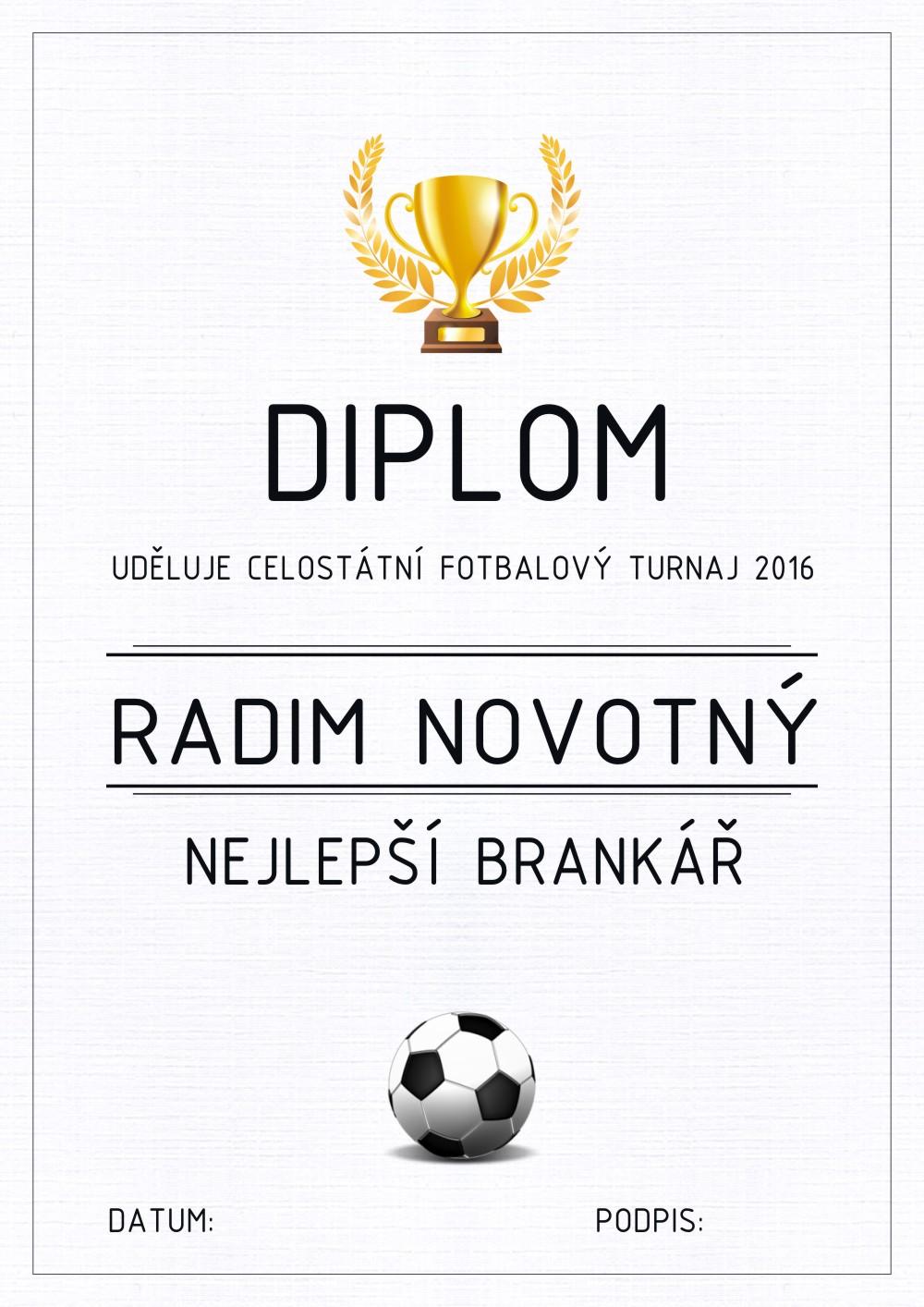Diplom tisk