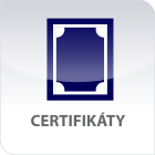 Výroba certifikátů