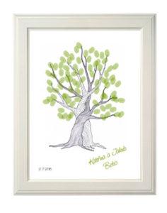 svatební stromy