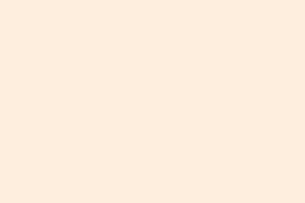 Lehce krémový papír s nádechem do oranžové
